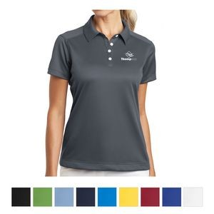 Nike Ladies' Dri-FIT Pebble Texture Polo