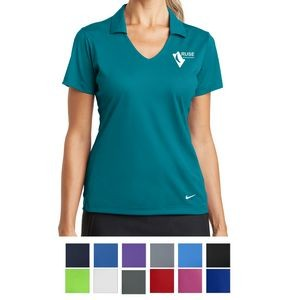 Nike Ladies' Dri-FIT Vertical Mesh Polo