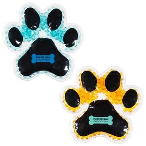 Puppy Paw Aqua Pearls Hot/Cold Pack